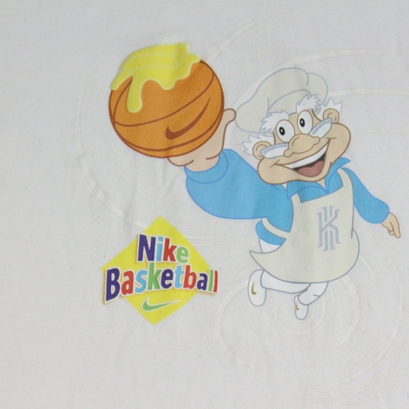 the latest 9d3a5 059fa Like New NIKE Kyrie Cinnamon Toast Crunch T-Shirt